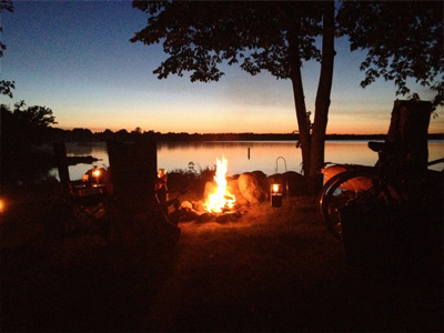 Rv Camping Images