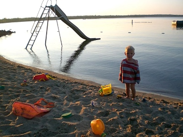 Shores of Leech Lake Beach